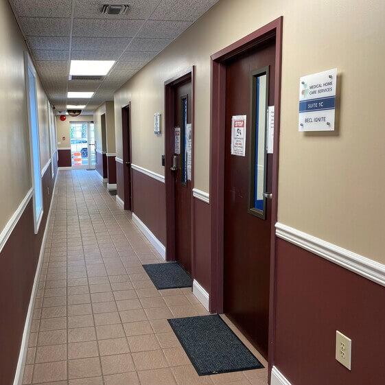 Building Hallway 2