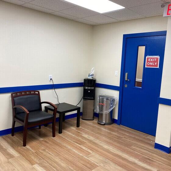 Clinic Waiting Room 2