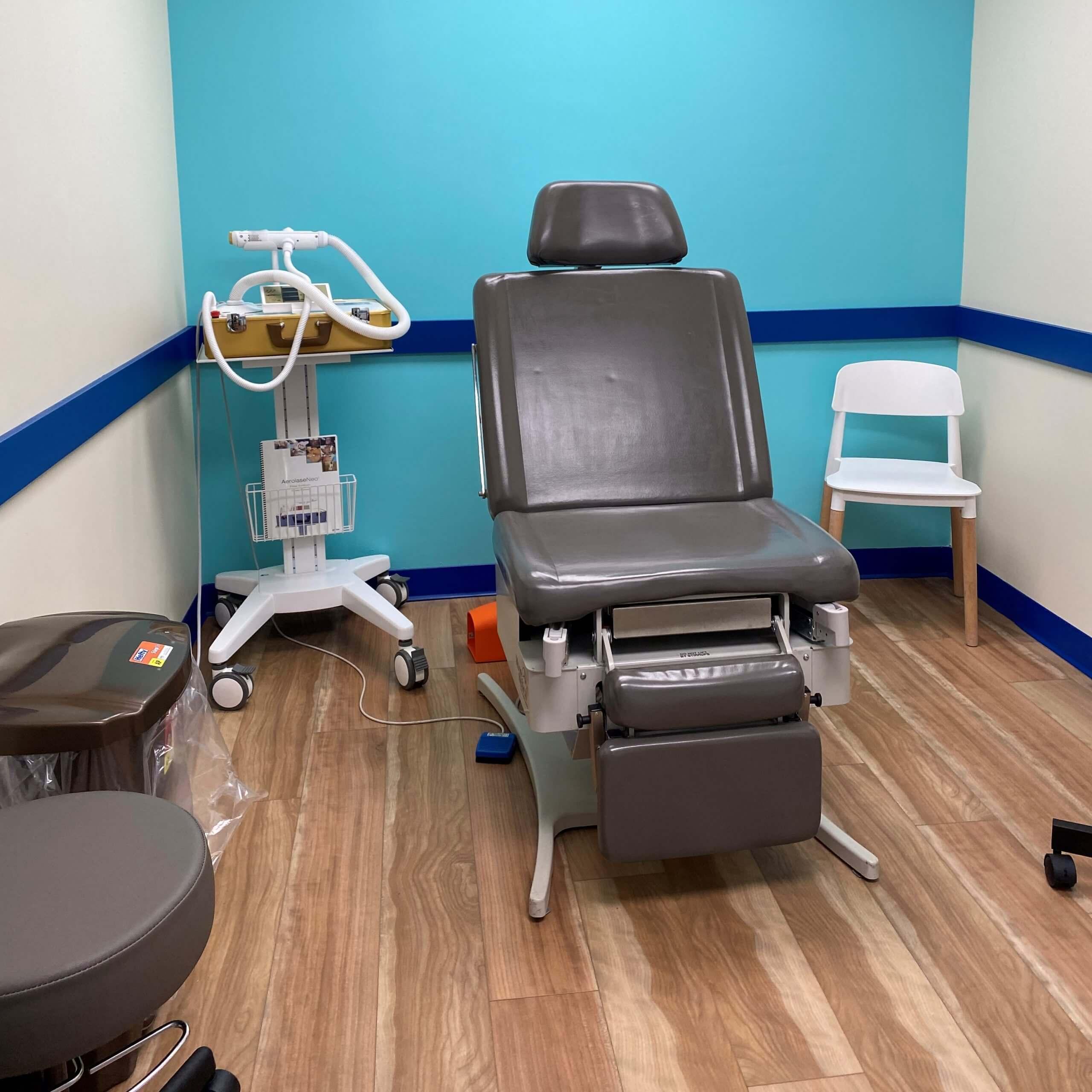 Clinic Exam Room 2