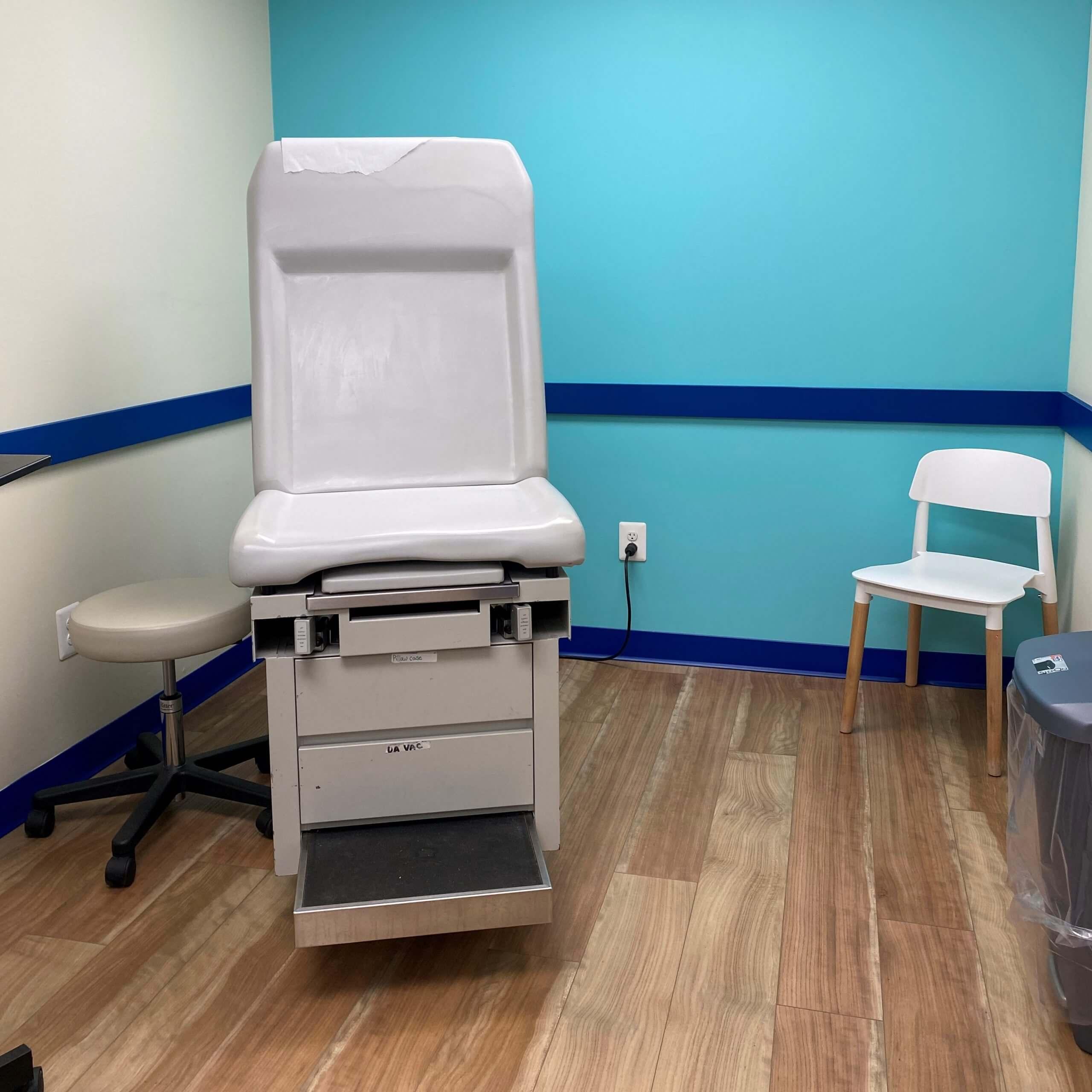 Clinic Exam Room 3